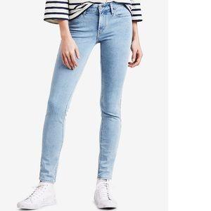 Levi's 711 Skinny Jeans size 32